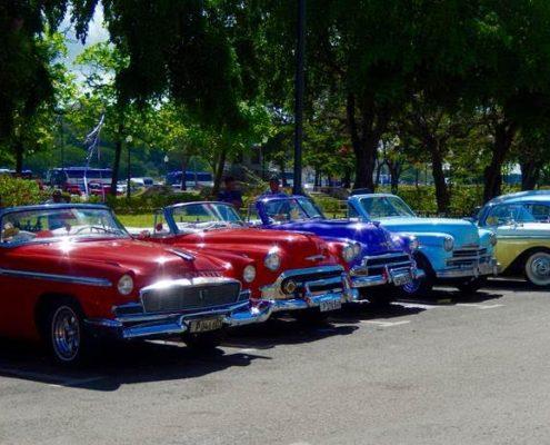american cars havana cuba